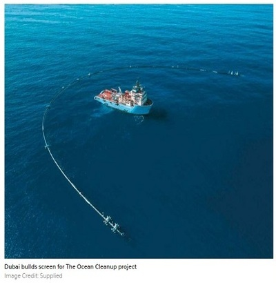 The Dubai connection to cleaning the Great Pacific Garbage Patch